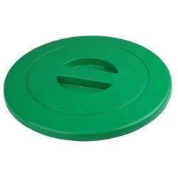 Крышка для ведра 10л Зелёная (Арт. КВР-7592)