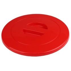 Крышка для ведра 10л Красная (Арт. КВР-7590)