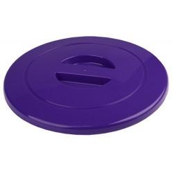Крышка для ведра 5л Фиолетовая (Арт. КВР-7602)