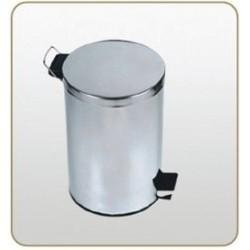 Ведро для мусора 3 литра хром
