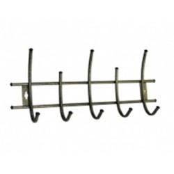Вешалка для одежды 5 крючка