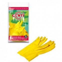 Перчатки резиновые универсальные, S AZUR