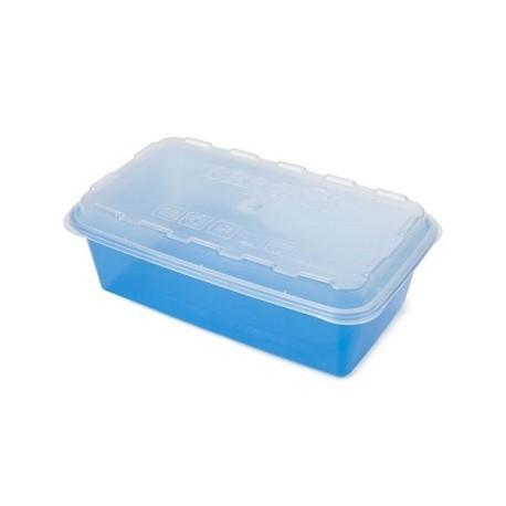 Контейнер для заморозки Zip (джинс) 1л. 200х120х67мм