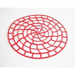 Решетка в раковину круглая d-31см