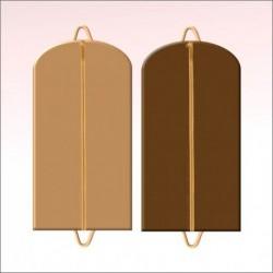 Чехол сумка для одежды 60*100см 3цв (упак.6шт)