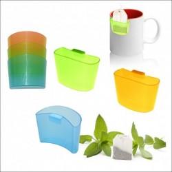 Набор подставок для чаепития 3 шт. 3цв. (упак. 12шт)
