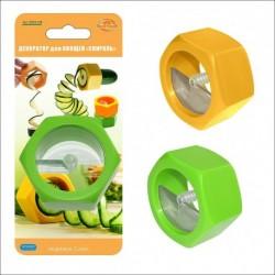 Декоратор для овощей Спираль 2 цв (упак. 12шт)