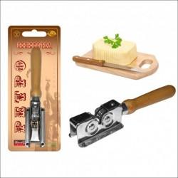 Ножеточка (с дерев. ручкой) 19 см (упак. 12шт)