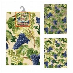 Полотенце Дивный сад 48*62см 2цв. (упак. 12шт)