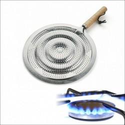 Рассекатель пламени д/газов. и электр. плит (с ручкой) (упак. 12шт)