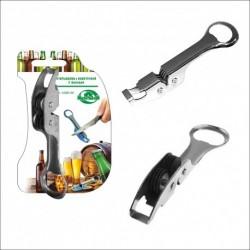 Ножеточка с открывалкой 3 функции (упак.12шт)