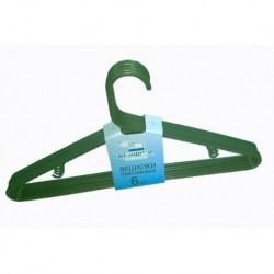 Комплект вешалок для легкой одежды, 6шт. 410*200*36мм