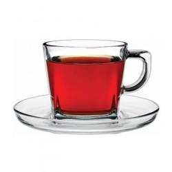 Чашка с блюдцем BALTIC 6 перс. 215мл+137мм