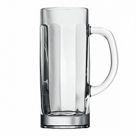 Кружка для пива 330мл 1шт. PUB (без упаковки)