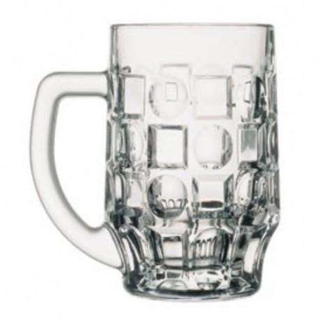 Кружка для пива 500мл 1шт. PUB (без упаковки)