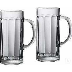 Кружка для пива 330мл 2шт. PUB