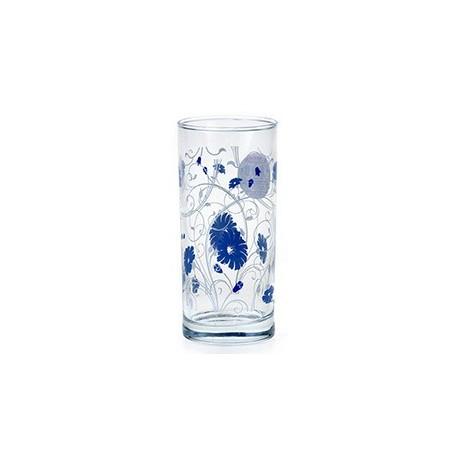 Стакан выс. 290мл 3шт. SERENADE BLUE (D25197)