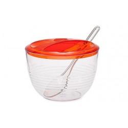 Сахарница Fresh (апельсин) 100х78мм