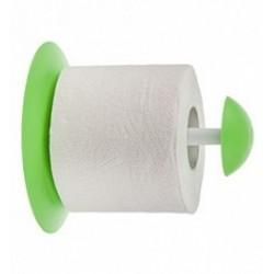 Держатель для туалетной бумаги Aqua (салатный) 151х150мм