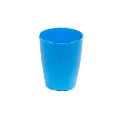 Стакан 0,33л Aqua (голубая лагуна) 102х77мм