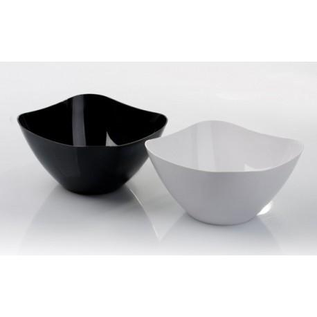 Салатник Рондо 1л. (черный) 163x163x88мм
