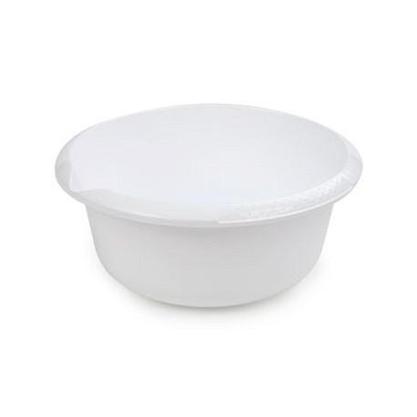 Миска 2,5 л (снежно-белый)