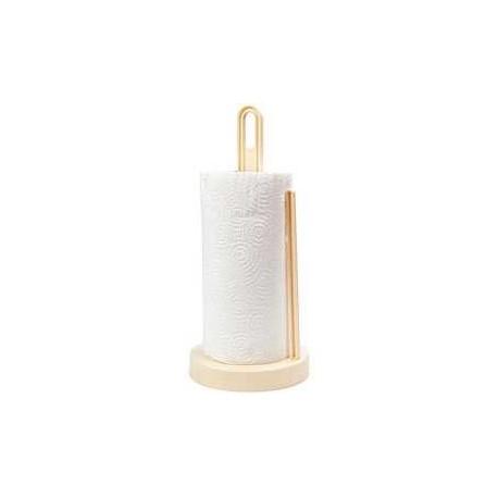 Держатель для бумажных полотенец Solo (слоновая кость) (с полотенцем) 322,6х148 мм