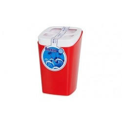 Подставка для зубных щеток Breeze (роза) 79,5х79,5х121,8мм