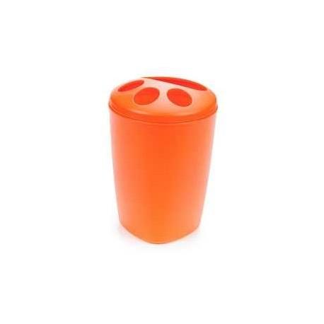 Подставка для зубных щеток Aqua (мандарин) 119х80мм