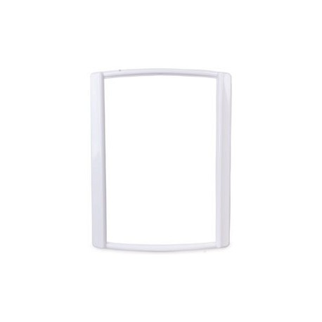 ЗеркалоБордо (снежно-белый) 479*626мм
