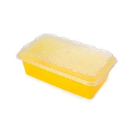 Контейнер для заморозки Zip (лимон) 1л. 200х120х67мм