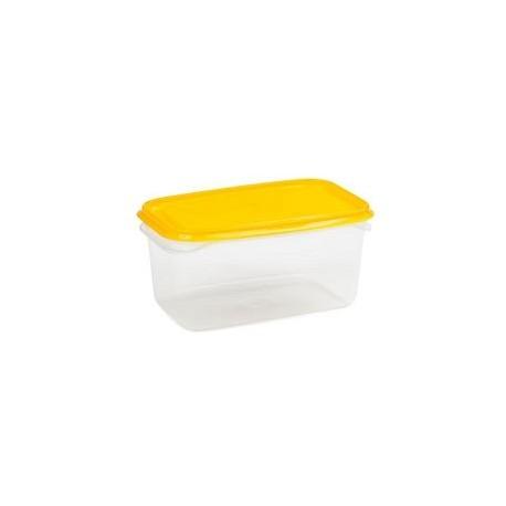 Контейнер Venecia, 0,5л. (лимон) 160х101х77мм