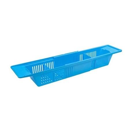 Полка на ванну Toys (голубая лагуна) 796х151х99мм