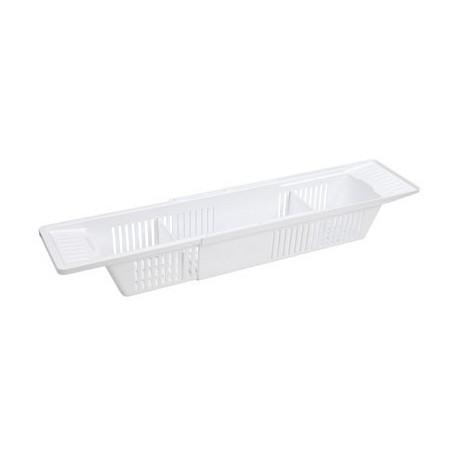 Полка на ванну Toys (снежно-белый) 796х151х99мм