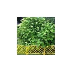 Забор декоративный №6 Плетенка (24х320см)