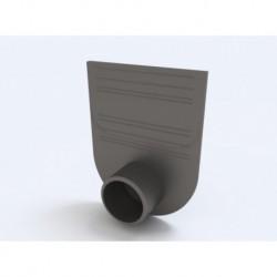 Заглушка-переходник для лотков пластиковых Стандарт 100.125 и 100.175