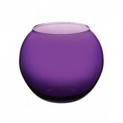 Вазы для цветов ЭНЖОЙ h79мм фиолетовая