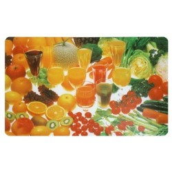 Салфетка сервировочная Стол с фруктами 43.5*28.2 см