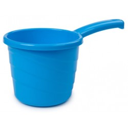 Ковш Practic, 1,3л. (голубая лагуна) 274х150х140мм