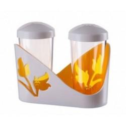 Набор для специй Viola (оранжевый) 61х105х84мм