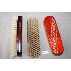 Щетка для одежды из натуральной щетины 160х45 шелкография
