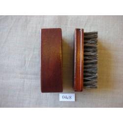 Щетка обувная (малая) из натурального волоса 105х37