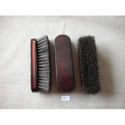 Щетка обувная из натурального волоса 160х45
