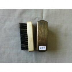 Щетка обувная (малая) из натурального волоса 105х37, по упрощенной технологии