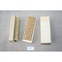 Щетка для мытья рук из натуральной щетины 105х37