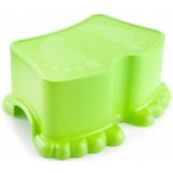 Табурет-подставка детска Ора (салатный) 322х239х131мм