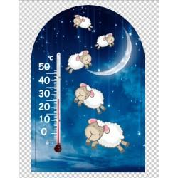 Термометр-сувенир Зоо Мир исп. 2 ТУ У 33.2-14307481.027-2002