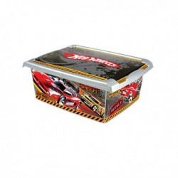 Контейнер Fashion box 10л Hot Wheels