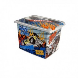 Контейнер Fashion box 20,5л Hot Wheels