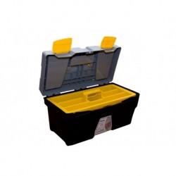Ящик универсальный с лотком и 2 органайзерами на крышке 20 500х250х260 мм (М-50)